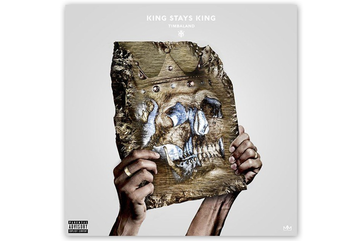 "Grab Timbaland's new mixtape ""King Stays King"""