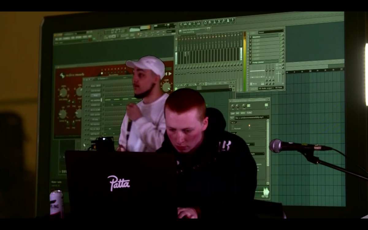 Watch Sam Gellaitry make beats live on Boiler Room